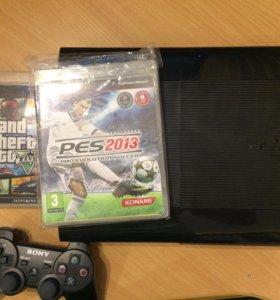 PS-3 и клавиатура