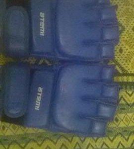 Перчатки Atemi Mix Fight торг бои без правил