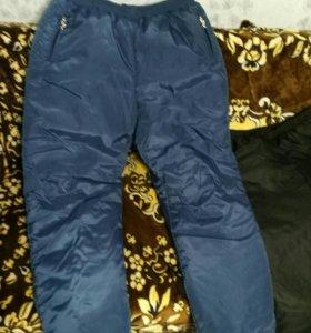 Новые штаны р. 54_56