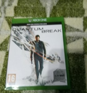 quantum break для x-box one