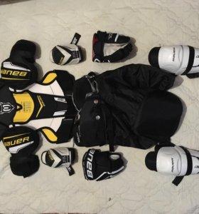 Форма хоккейная на 7 лет