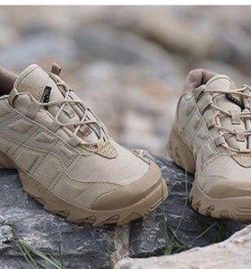 Ботинки ( кроссовки) тактические-койот
