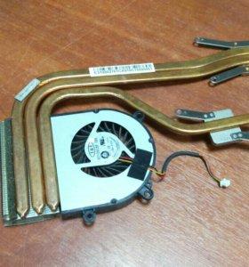 Охлаждение для ноутбука MSI ge620dx