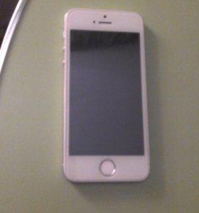 iPhone 5S ТОЛЬКО 2СУТОК!!!