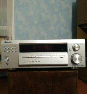 Многоканальный ресивер Pioneer vsx-d514