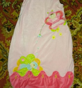 Спальный мешок для ребёнка