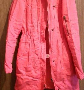Пальто Куртка демисезон