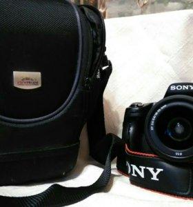 Фотоаппарат Sony зеркалка