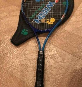 Ракетка для большого тенниса детская WISH PRO 2406