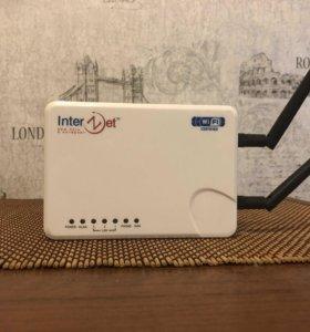 Wi-Fi Роутер Interzet