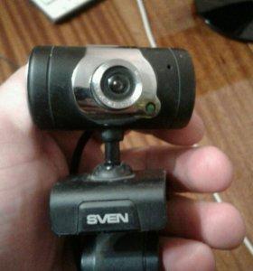 Веб камера свен с микрафоном