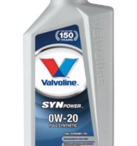 Моторное масло Valvoline SP 0w20