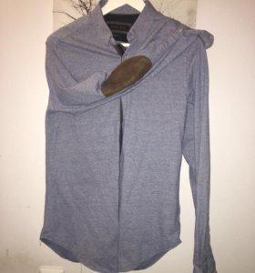 Рубашка мужская ZARA MAN (Производство: Турция)