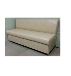 Тиана 3.2 Кожзам раскладной Кухонный диван