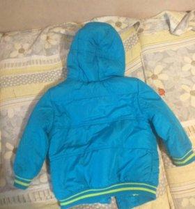 Куртка зимняя 12-24 месяца