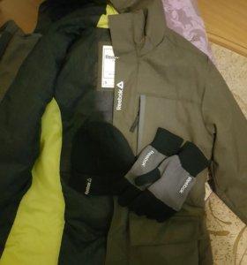 Куртка Reebok . Демисезон