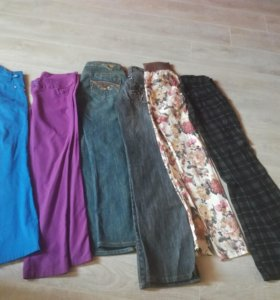 Брюки,джисы,теплые штаны