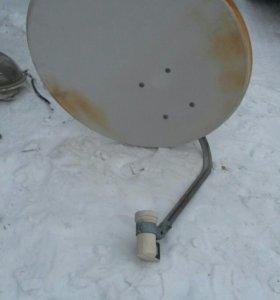 Спутниковая антенна б/у