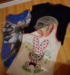 Спортивный костюм,футболки,блузки