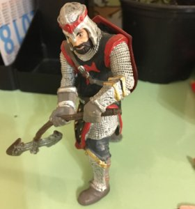 рыцари schleich
