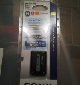 Аккумулятор для видеокамеры Sony