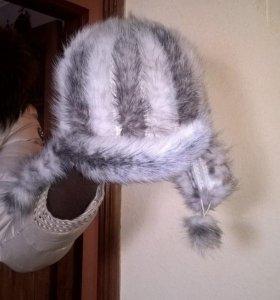 Меховая шапка (норка)