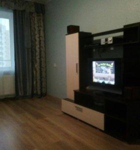Квартира, 1 комната, 43.2 м²