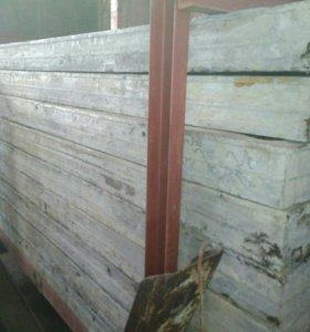 Опалубка алюминиевая стеновая