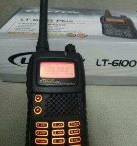 Рация Linton LT-6100 plus 150 Mhz