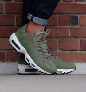 Nike Air Max 95 Зелёные (36-45)