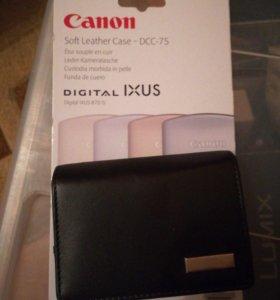 Чехол Canon ixus DCC-75