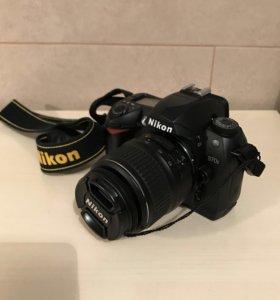 Фотоаппарат Nikon D70s НОВЫЙ