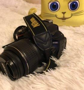 Фотоаппарат зеркальный Nikon D5100