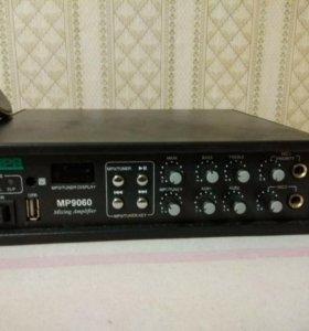 Усилитель-микшер dsppa MP9060 (Профессиональный)