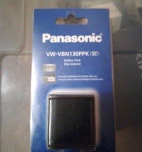 Аккумулятор для видеокамеры Panasonic VBN130