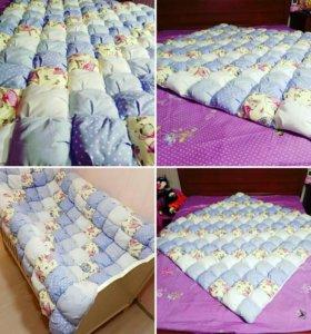 Одеяло-бомбон
