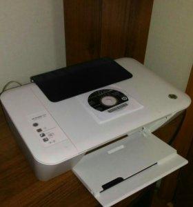 ЦВЕТНОЕ МФУ HP Deskjet 1510