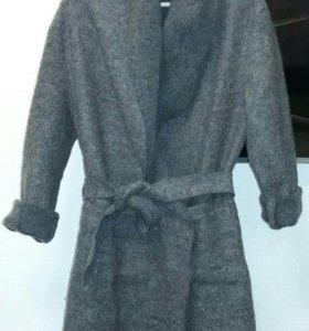 Италия пальто-халат