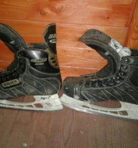 Хоккейные коньки