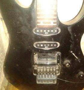 Гитара под ремонт ibanez 560 japan
