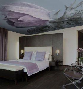 Бюджетные Натяжные потолки в Реутове от Профессион