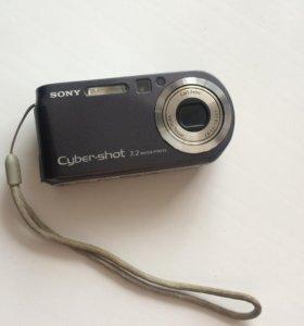 Фотоаппарат Sony cyber-shot DSC-P200