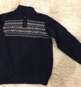 Новый свитер для мальчика