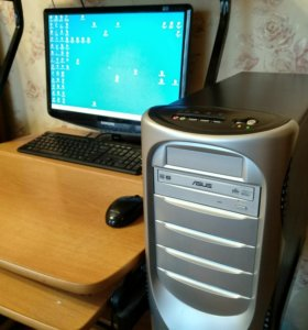 Системный блок ПК компьютер