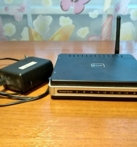 WI fi router dlink dir 320 роутер