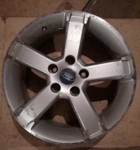 Литые диски на форд фокус R15
