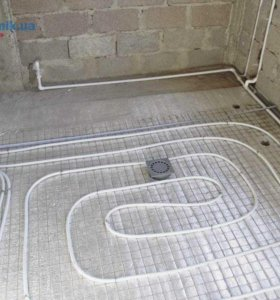Отопление, водопровод, канализация!