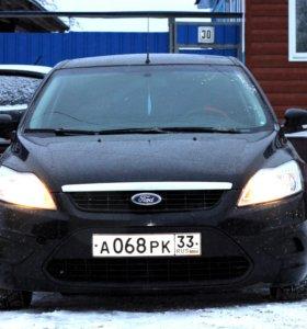 Ford Focus 2011г.в. 1.6л. МКПП пробег 80 тыс. км.