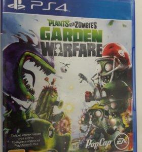 "Игра для PS4 ""GARDEN WARFARE"""