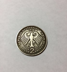 Монета немецкая